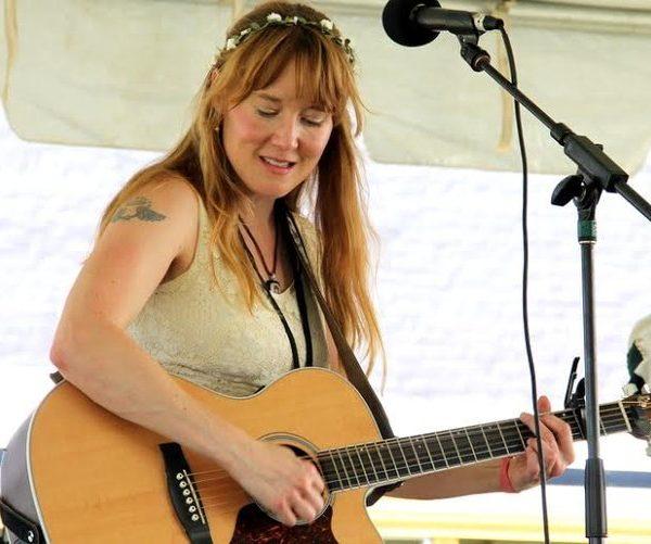 Angela Easterling at Kerrville
