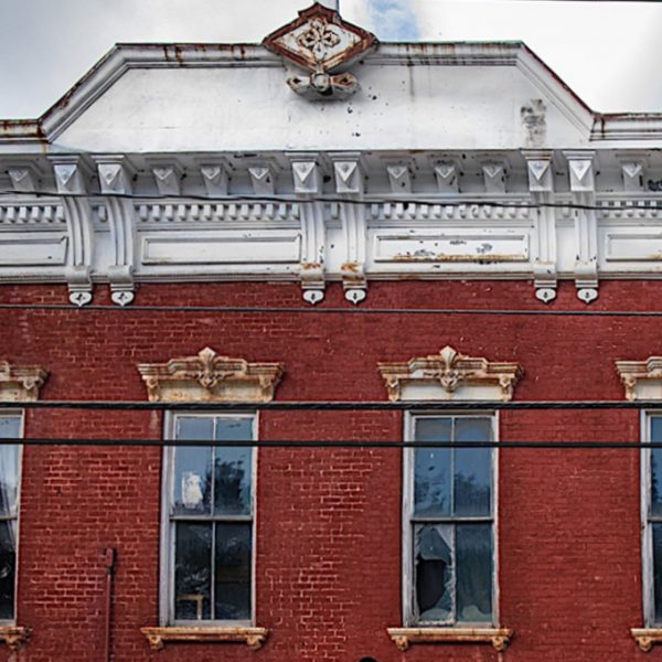 Klinkhart Hall exterior view