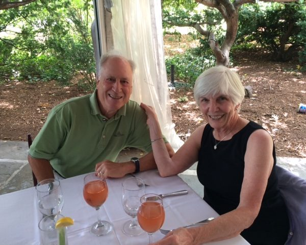 Richard and Nancy Pfau