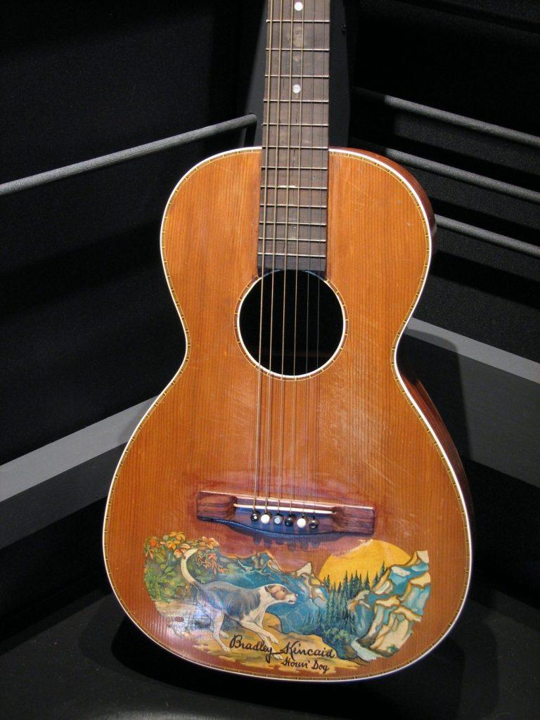 Sears Houn' Dog Guitar