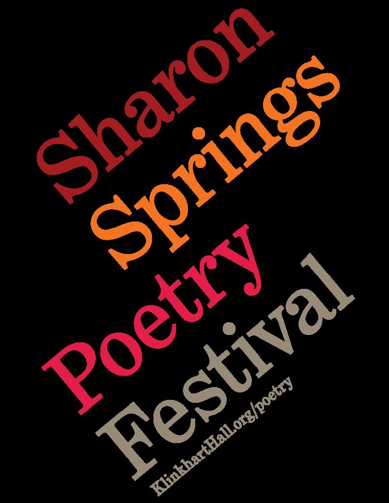 2020 Poetry Festival logo