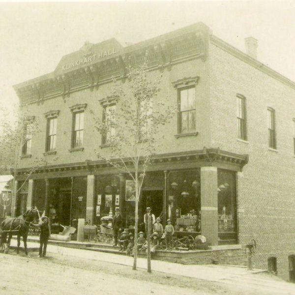 Klinkhart Hall circa 1885