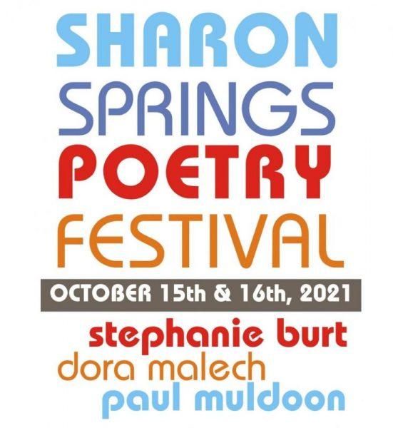 2021 Sharon Springs Poetry Festival